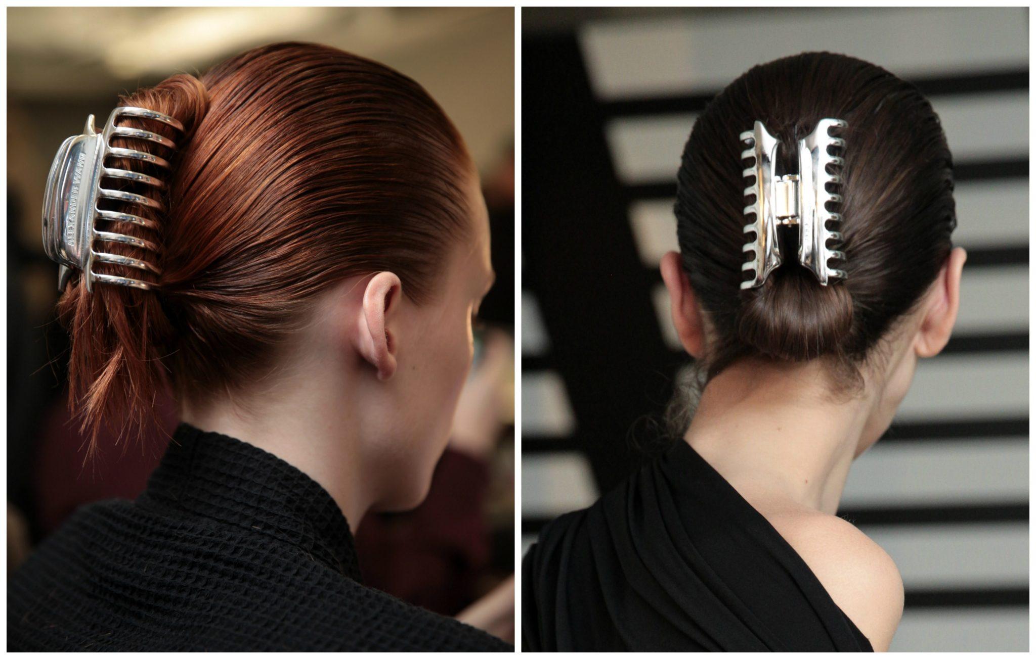 klämmor till håret