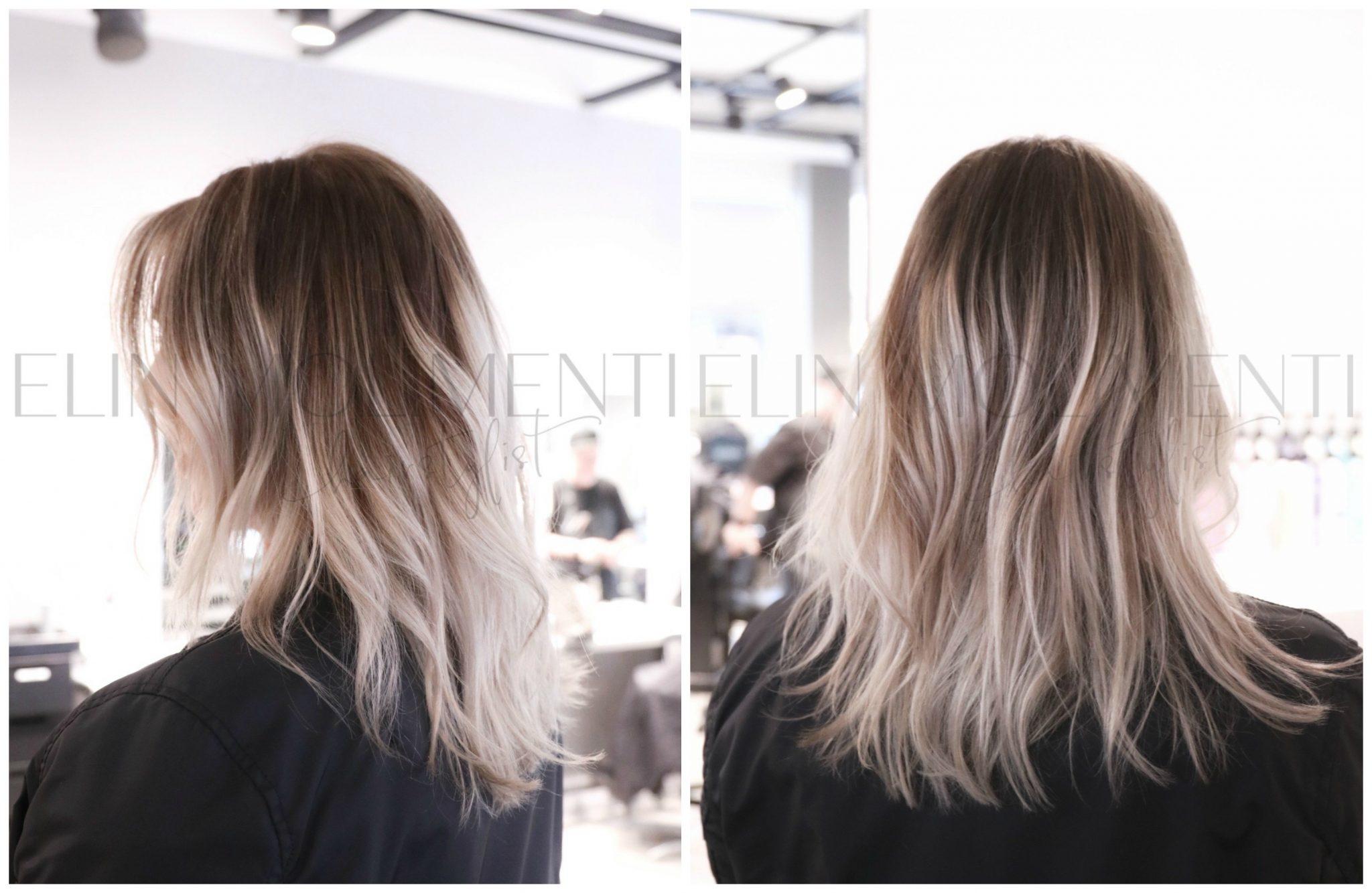 blont hår 2019